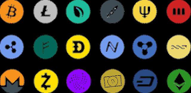 Comparatif crypto-monnaies