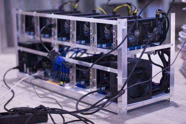 Mining de crypto-monnaies