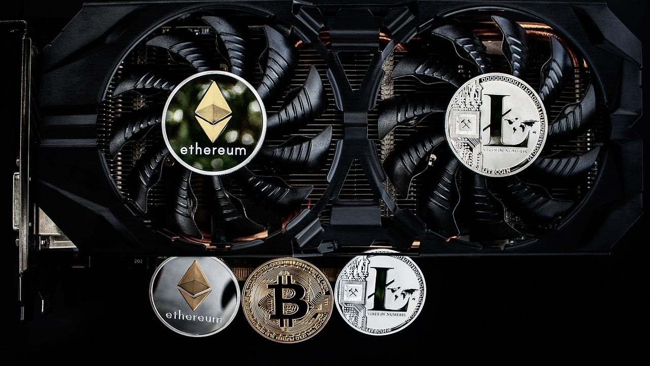 Minage de cryptomonnaies