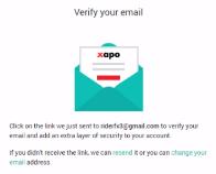 Xapo Vérification - Payer en bitcoin