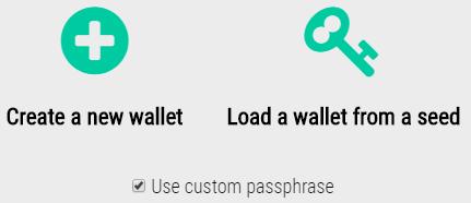 Créer un portefeuille Siacoin
