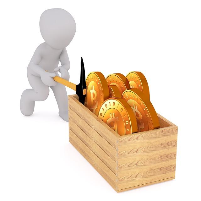 Le minage - Comment de l'argent avec les crypto-monnaies