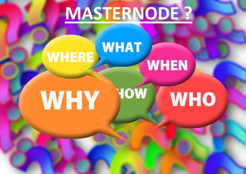 comment configurer un masternode