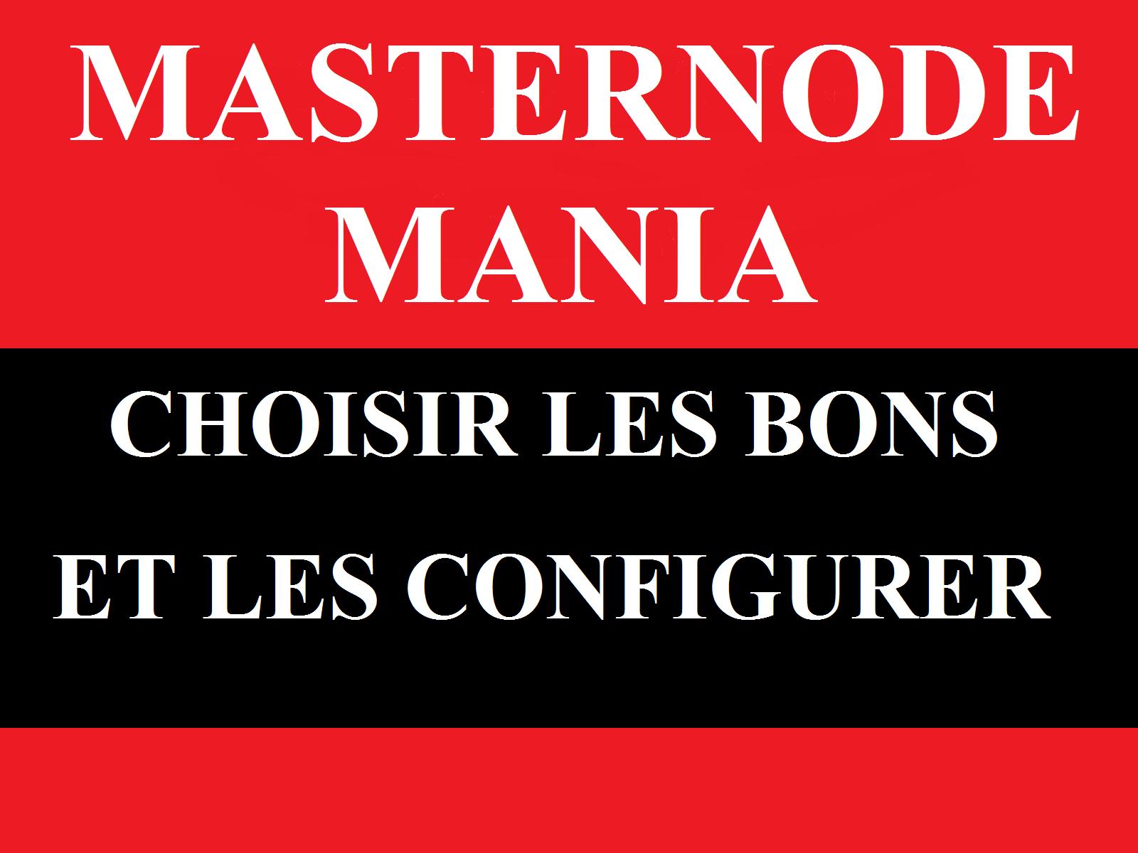 Masternode Mania