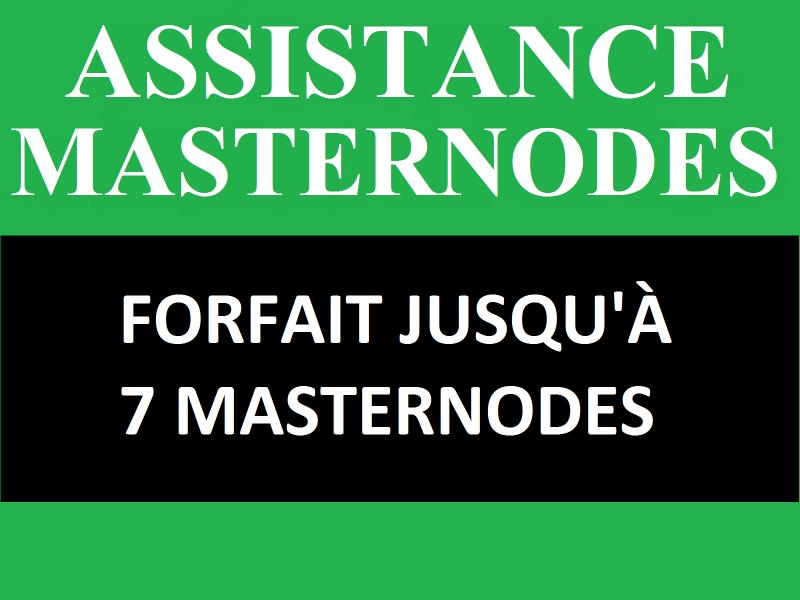 Assistance Masternodes