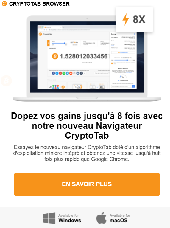 CryptoTab Browser
