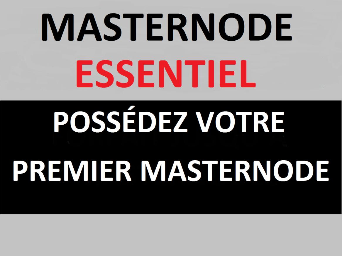 Masternode Essentiel