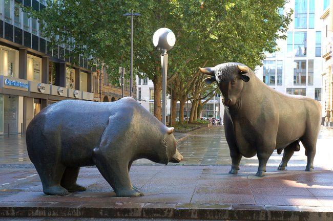 Prochaine crise financière - Bull contre Bear