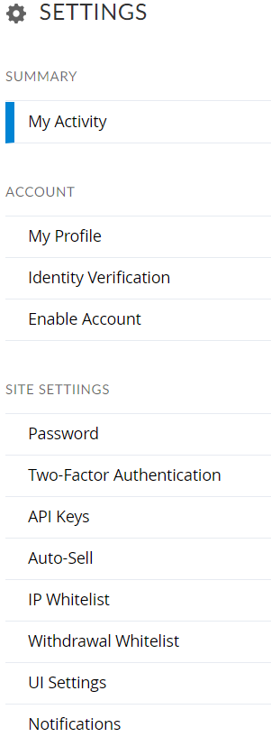 Google Authenticator - Activation sur Bittrex