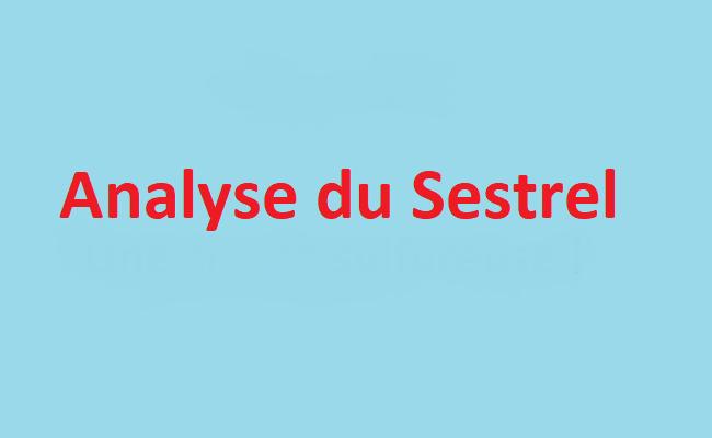 Analyse du Sestrel