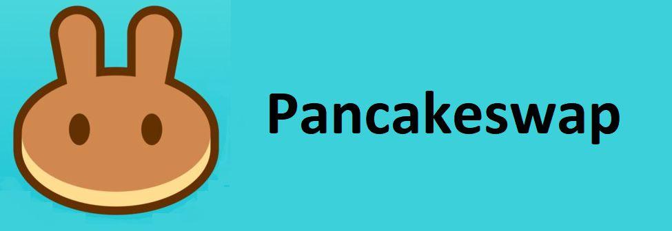 Logo Pancakeswap